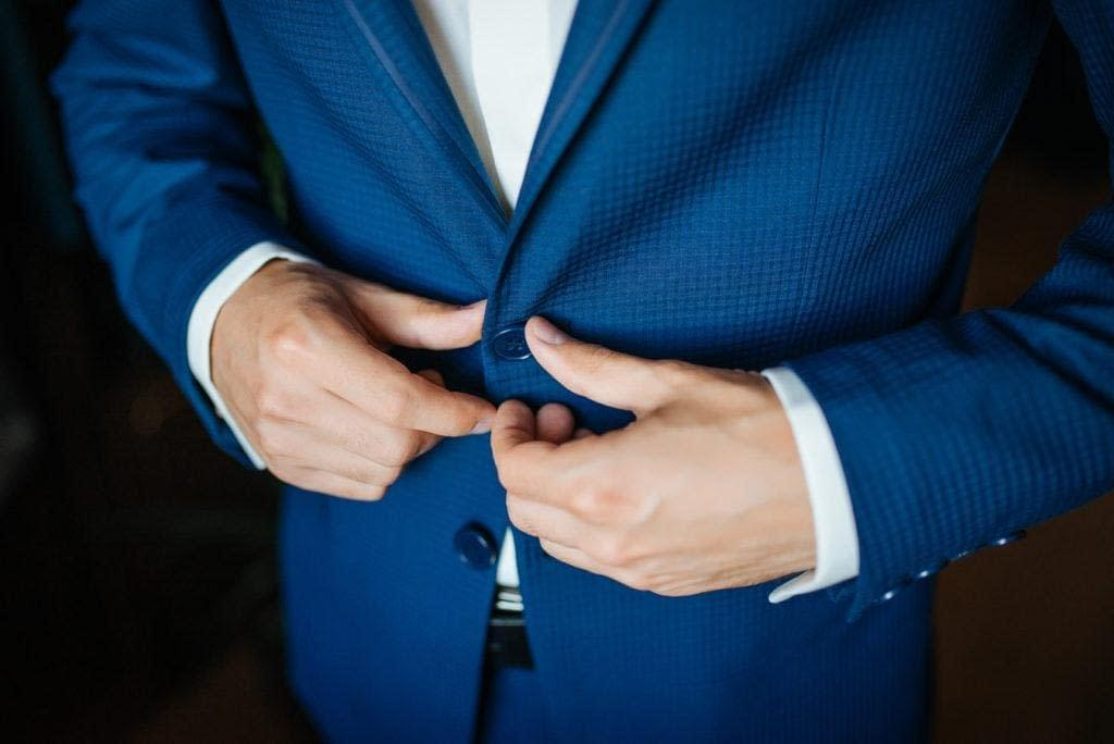 Fabric used for a custom tailored suit in Los Angeles, CA